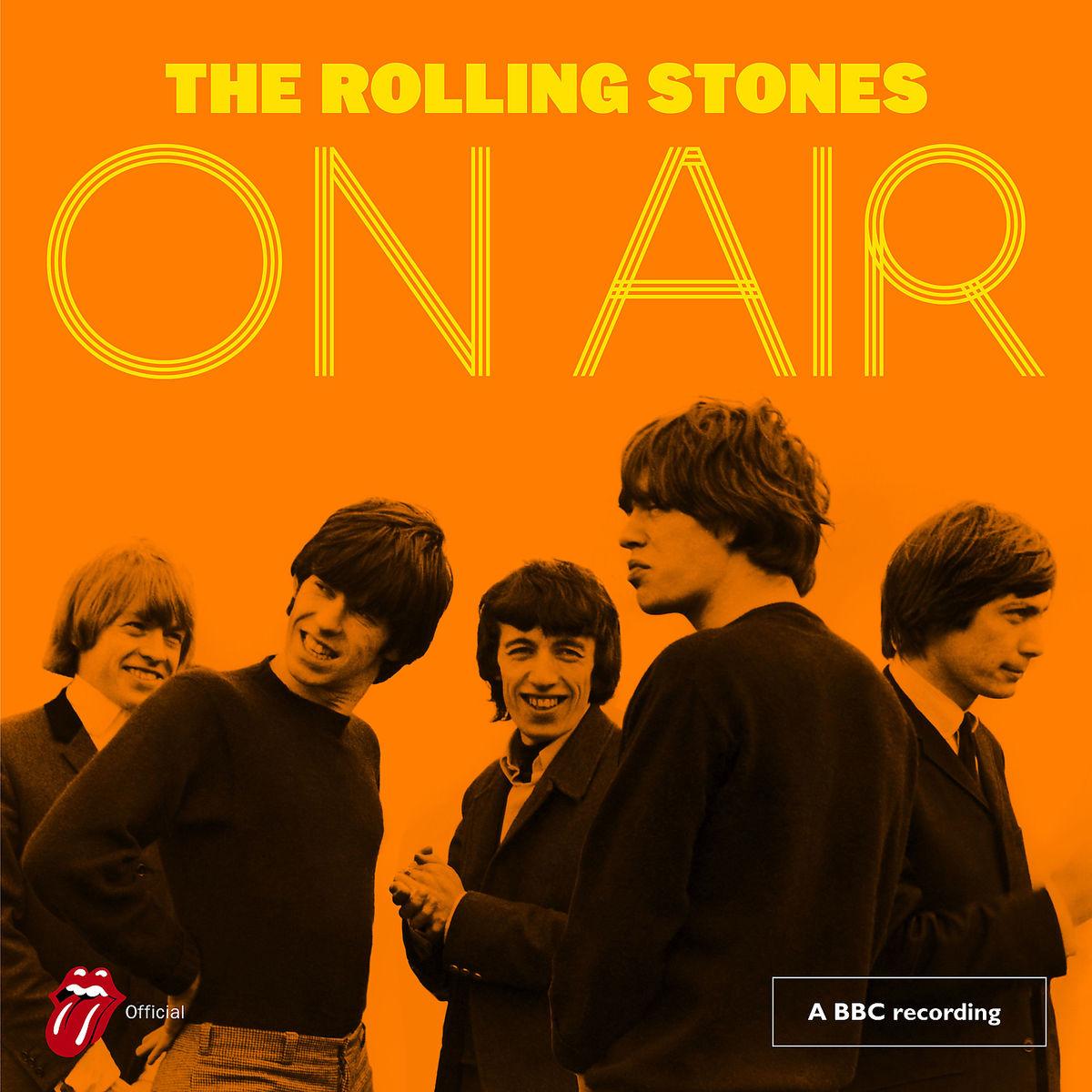 On Air von Rolling Stones,The - CD jetzt im Rolling Stones Shop