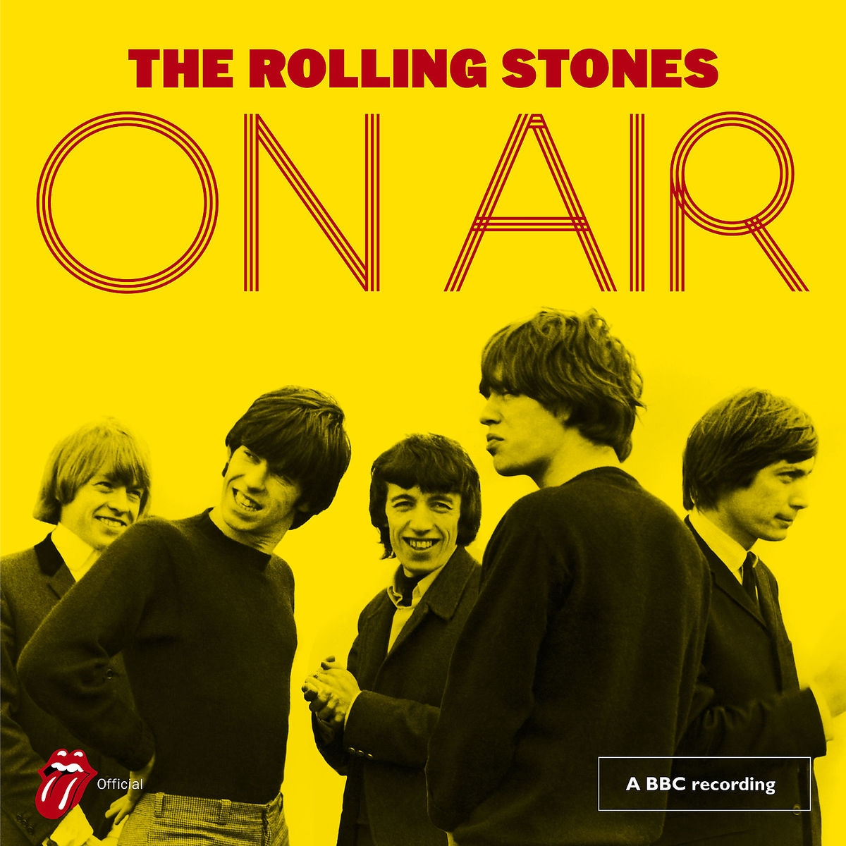 On Air (Limited Deluxe Edition) von Rolling Stones,The - CD jetzt im Rolling Stones Shop
