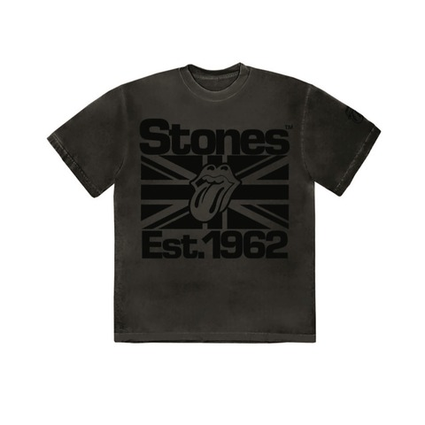 √UNION JACK LICK von The Rolling Stones - T-Shirt jetzt im Rolling Stones Shop