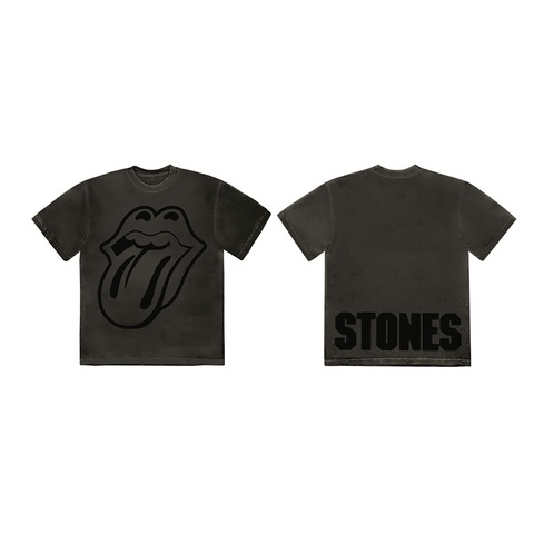 √OVERSIZED LICK von The Rolling Stones - T-Shirt jetzt im Rolling Stones Shop