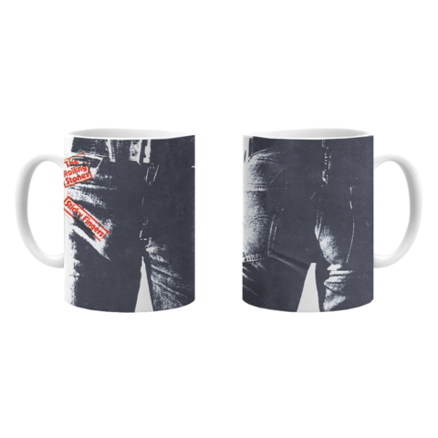 √Sticky Fingers von The Rolling Stones - mug jetzt im Rolling Stones Shop