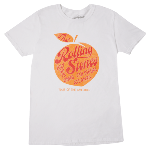 Atlanta '75 Tour by The Rolling Stones - t-shirt - shop now at Rolling Stones store