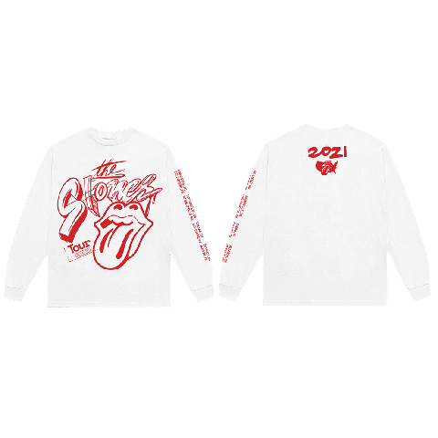 No Filter USA 2021 by The Rolling Stones - Longsleeve - shop now at Rolling Stones store
