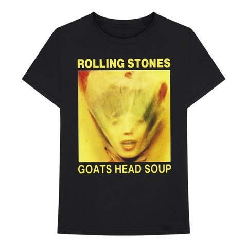 √Goats Head Soup - Cover von The Rolling Stones - T-Shirt jetzt im Rolling Stones Shop
