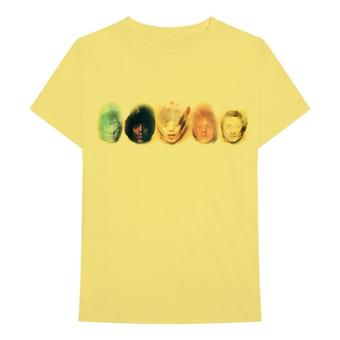 √Goats Head Soup - Members von The Rolling Stones - T-Shirt jetzt im Rolling Stones Shop