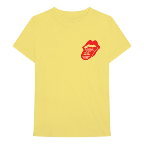 Goats Head Soup - Tracklist von The Rolling Stones - T-Shirt jetzt im Rolling Stones Shop