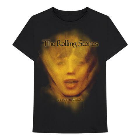 √Goats Head Soup von The Rolling Stones - T-Shirt jetzt im Rolling Stones Shop