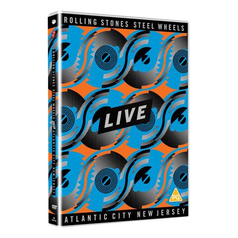 √Steel Wheels Live (DVD9) von The Rolling Stones - DVD jetzt im Rolling Stones Shop