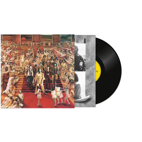 √It's Only Rock N' Roll (Half Speed Masters LP Re-Issue) von The Rolling Stones -  jetzt im Rolling Stones Shop