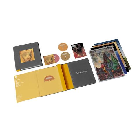 √Goats Head Soup (2020 Super Deluxe Box Set) von The Rolling Stones - Box jetzt im Rolling Stones Shop