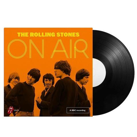 √ON AIR (2LP) von Rolling Stones,The - LP jetzt im Rolling Stones Shop