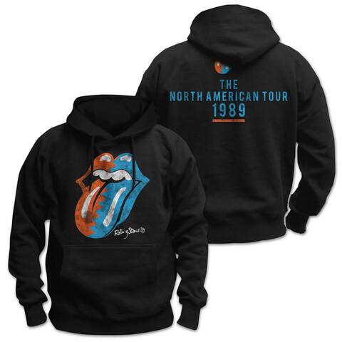 √Zig Zag Tongue von The Rolling Stones - Kapuzenpullover jetzt im Rolling Stones Shop
