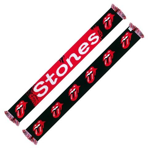 √Stones von The Rolling Stones - Fanschal jetzt im Rolling Stones Shop