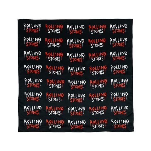 Trevor Andrew x Rolling Stones von The Rolling Stones - Seidentuch jetzt im Rolling Stones Shop