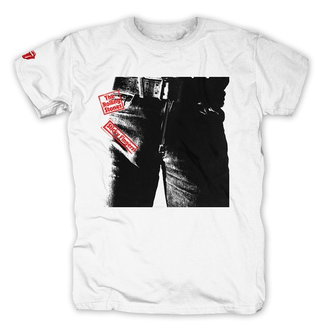 √Sticky Fingers von The Rolling Stones - T-Shirt jetzt im Rolling Stones Shop
