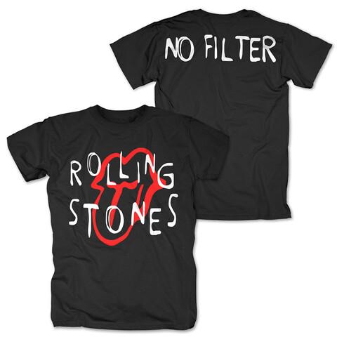 √No Filter 2018 Millinski von The Rolling Stones - T-Shirt jetzt im Rolling Stones Shop