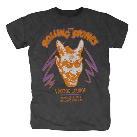 √Voodoo Lounge October 31 von The Rolling Stones - T-Shirt jetzt im Rolling Stones Shop