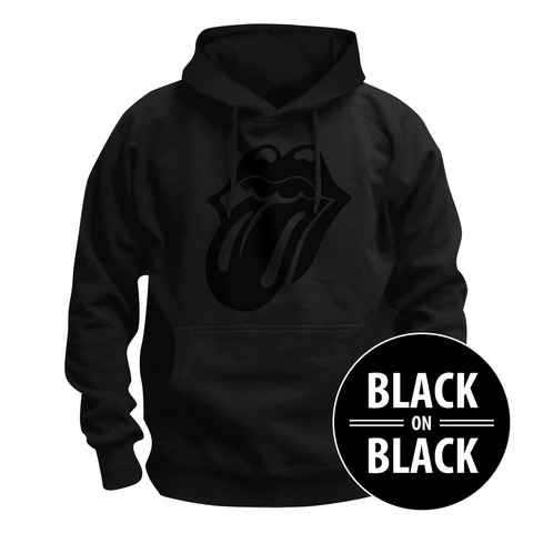 fb5e1ff16aee5  radic Black Tongue von The Rolling Stones - Hood sweater jetzt im Rolling  Stones Shop