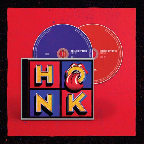 Honk von The Rolling Stones - CD jetzt im Rolling Stones Shop