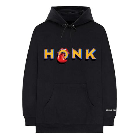 √Honk von The Rolling Stones - Hood sweater jetzt im Rolling Stones Shop