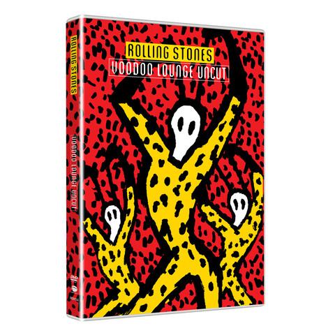 √Voodoo Lounge Uncut (DVD) von The Rolling Stones - CD jetzt im Rolling Stones Shop