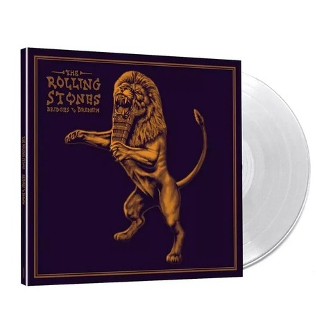 √Bridges To Bremen (Ltd. Coloured 3LP) von The Rolling Stones -  jetzt im Rolling Stones Shop