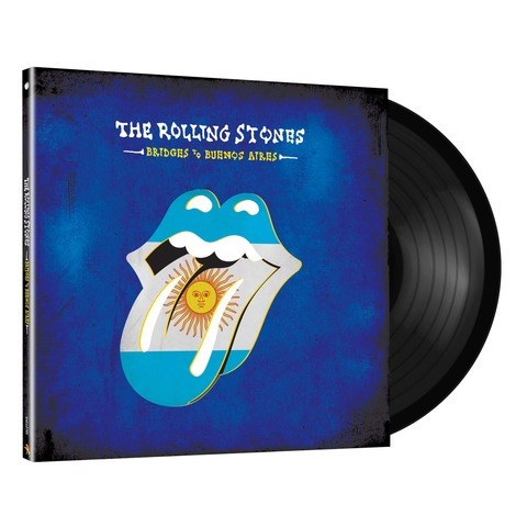 √Bridges To Buenos Aires (3LP) von The Rolling Stones -  jetzt im Rolling Stones Shop
