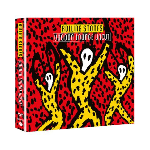 √Voodoo Lounge Uncut (DVD+2CD) von The Rolling Stones - CD jetzt im Rolling Stones Shop