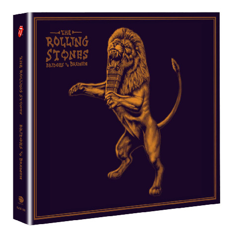 Bridges To Bremen (2CD + DVD) von The Rolling Stones - CD jetzt im Rolling Stones Shop