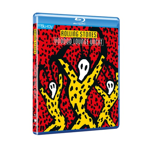 √Voodoo Lounge Uncut (SD Blu-Ray) von The Rolling Stones - CD jetzt im Rolling Stones Shop