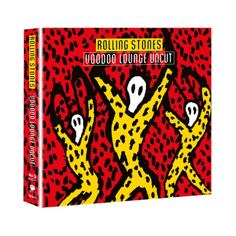 √Voodoo Lounge Uncut (SD Blu-Ray+2CD) von The Rolling Stones - CD jetzt im Rolling Stones Shop
