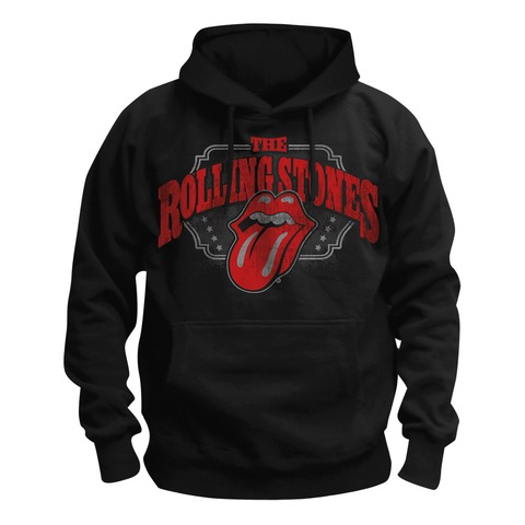 √Stripper Tongue von The Rolling Stones - Hood sweater jetzt im Rolling Stones Shop