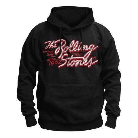 √UK Tongue von The Rolling Stones - Kapuzenpullover jetzt im Rolling Stones Shop